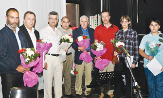 Mαθητική Συναυλία Ωδείου Δημητρίου Κόψα 2012