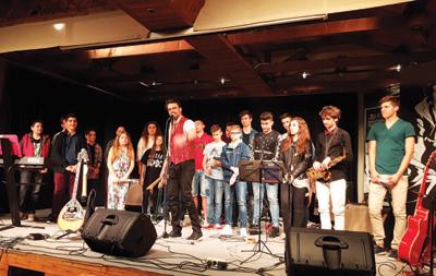 Μουσική έναρξη των Ελευθερίων Θράκης με το ωδείο Δ. Κόψα