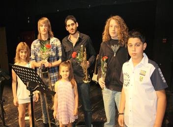 Μαθητική Συναυλία 2011 Ωδειου Κόψα